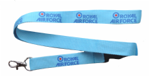 Royal Air Force RAF Logo Lanyard